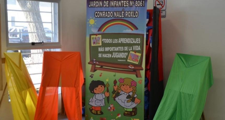 Muestra de Arte Infantil en la Terminal de Ómnibus de Reconquista