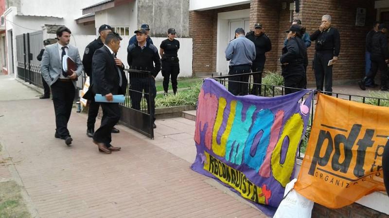 Caso Vouilloz: suspendieron audiencia por recusación del Juez