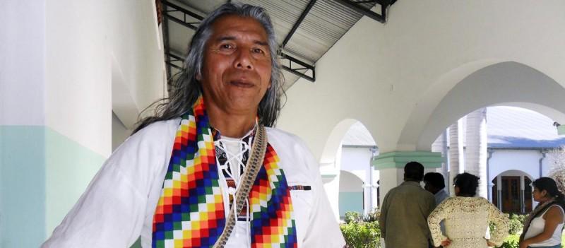 """""""Los pueblos indígenas sufrimos las consecuencias de la manipulación electoral"""""""
