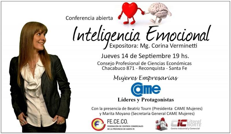 Conferencia sobre Inteligencia Emocional para mujeres