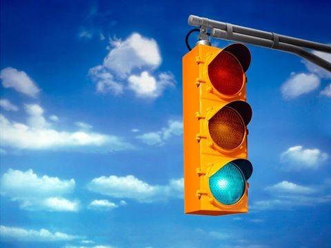 Atención conductores: se habilita un nuevo semáforo