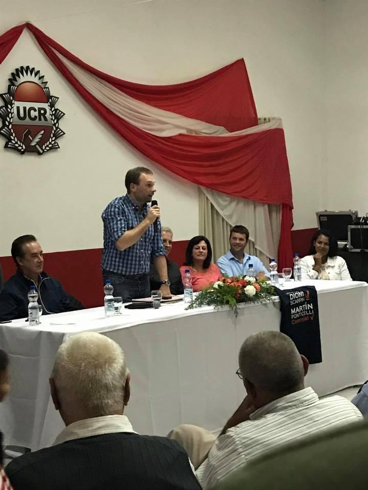 Elecciones 2017: lanzamiento de Campaña del Frente Progresista de Avellaneda