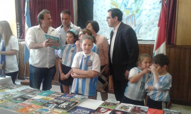 Biblioteca Futbolera