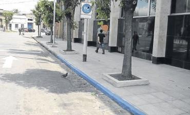 Proponen identificar cordones de estacionamiento medido
