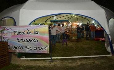 18° Feria Nacional de Artesanías en Reconquista