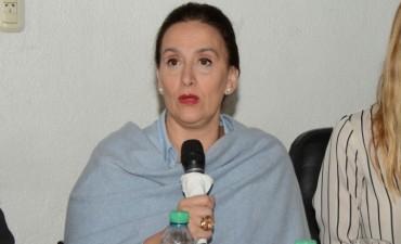 Gabriella Michetti en Reconquista