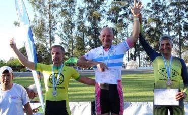 Exitoso Campeonato Argentino de Ciclismo de Pista Master