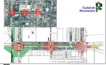 Reforma integral de Ruta 11 desde calle 47 hasta Bv. Lovato