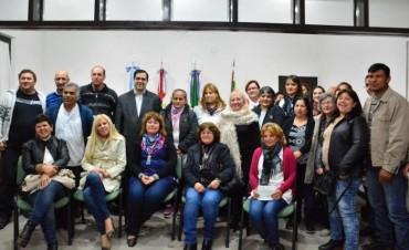Escuelas de Reconquista recibieron aportes del FAE