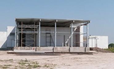 Avanzan los trabajos finales en el Frigorífico Municipal de Malabrigo
