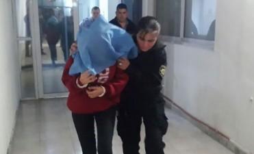 Pedirán la revisión de la prisión preventiva de Damaris Zacarias
