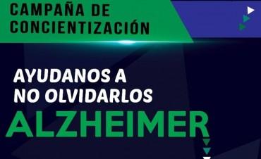 Campaña de Concientizacion sobre Alzheimer