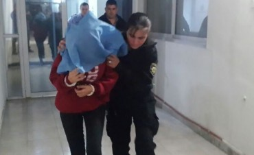 Damaris Zacarías continuara detenida