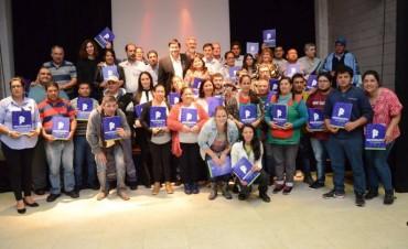 Nuevas efectivizaciones en el municipio de Reconquista