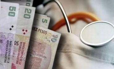 Plus Medico: media sancionan al proyecto de terminar con el cobro ilegal