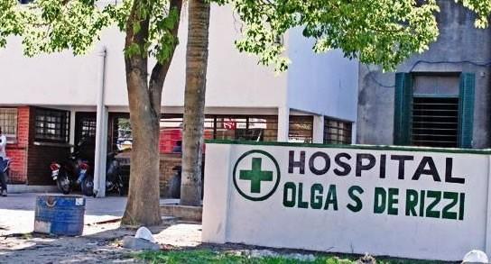 Paciente violento atacó la guardia del hospital y huyó