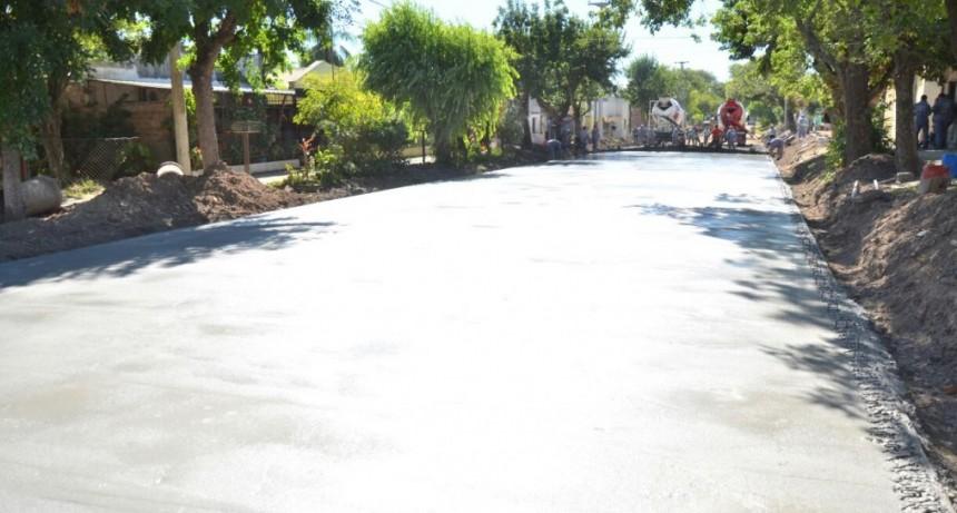 Registro de oposición por obras de pavimento