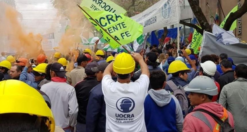 Paro Nacional: impactante movilización frente al Concejo Municipal