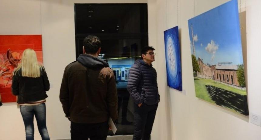 """20º aniversario del Salón Nacional de Pintura """"José Ángel Nardín"""""""