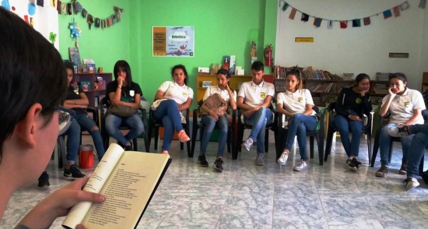 Festival de  lectura en la escuela