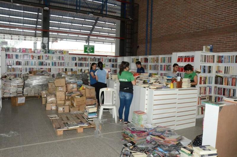Comienza la Feria del libro