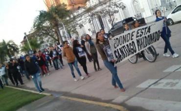 Reconquista pidió por Santiago Maldonado y Rosalía Jara