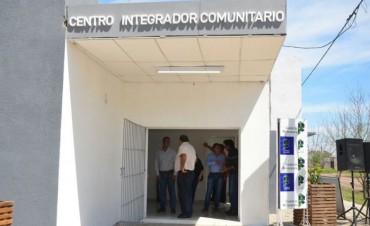 Nuevo edificio del CIC de Barrios Lanceros del Sauce