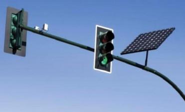 Proponen instalar semáforos solares en Reconquista