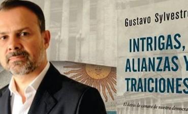 Gustavo Sylvestre presentará su libro en la Feria del Libro de Reconquista