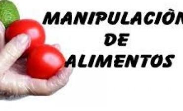 Curso de capacitación en manipulación segura y saludable de alimentos