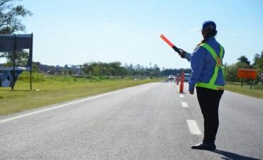 Operativos de seguridad vial en Reconquista