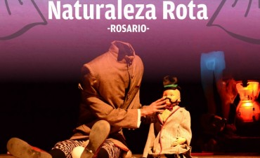 """Naturaleza rota"" en el Teatro Español"