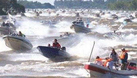 Transporte público para el 31° Concurso Argentino de Pesca del Surubí