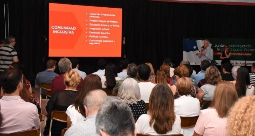 Las políticas públicas en infancia y adolescencia, una prioridad en Avellaneda