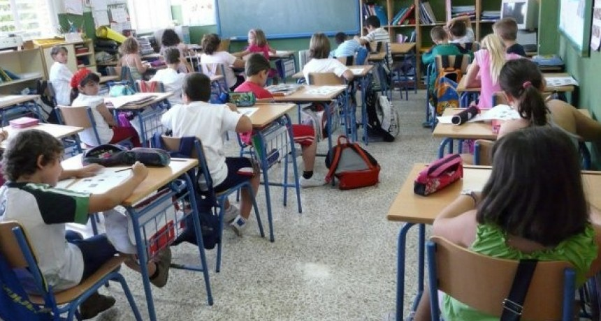 Un paso decisivo para la Ley de Educación provincial