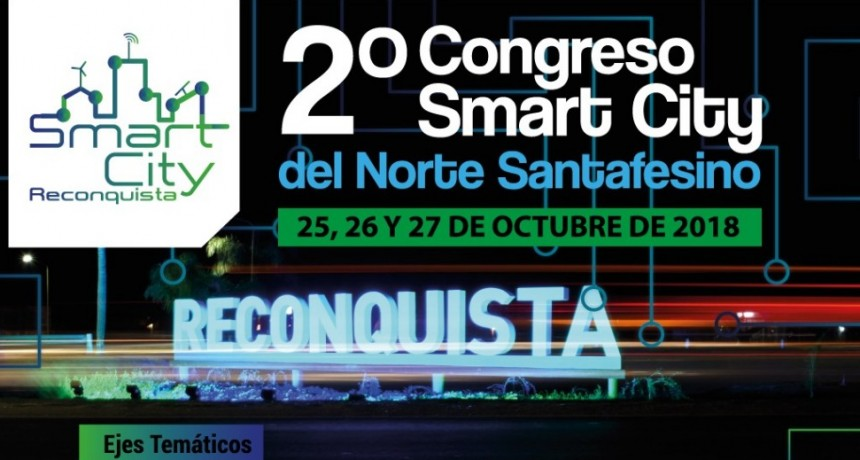 II Congreso Smart City del Norte Santafesino