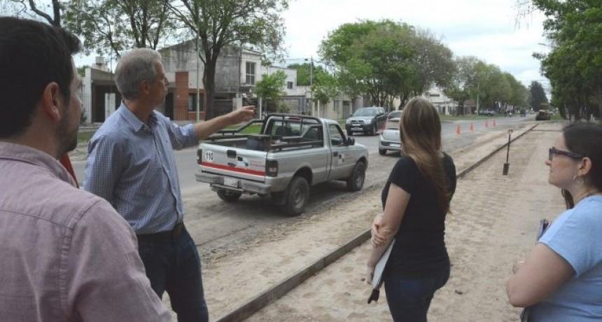 """""""Sumamos infraestructura vial para una mayor seguridad en el tránsito en Avellaneda"""" 19 octubre, 201815 0"""
