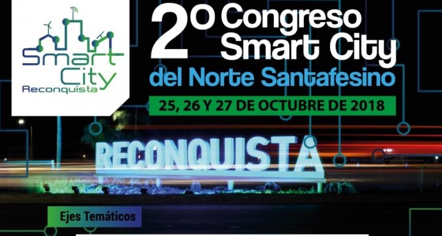 Este jueves comienza el II Congreso Smart City del Norte Santafesino