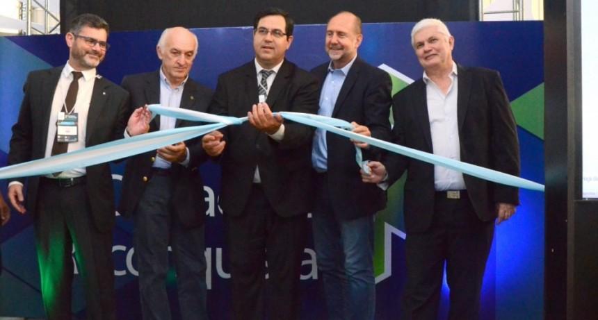 Apertura del II Congreso Smart City del Norte Santafesino