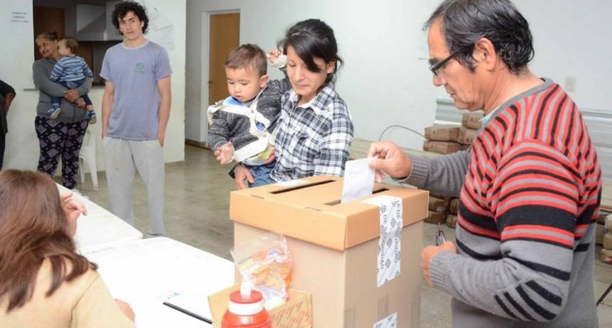 Vecinales 2018: Malvinas, Obligado y Sarmiento tienen Elecciones