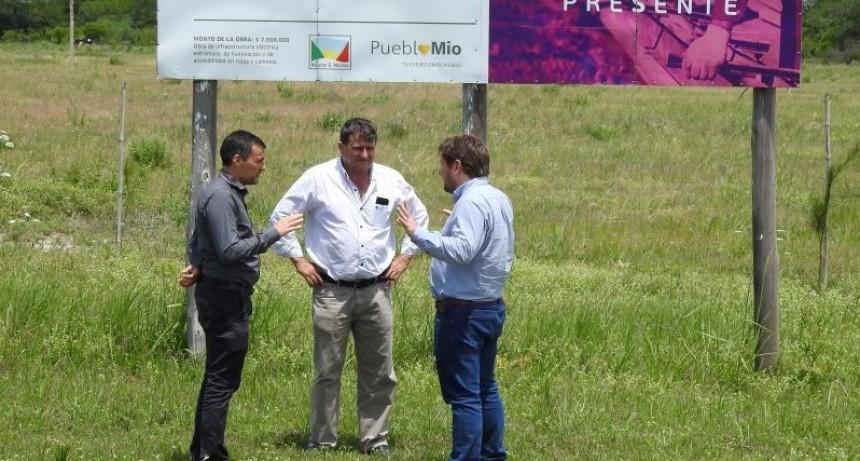 Nicanor Molinas avanza hacia la constitución de su Parque industrial