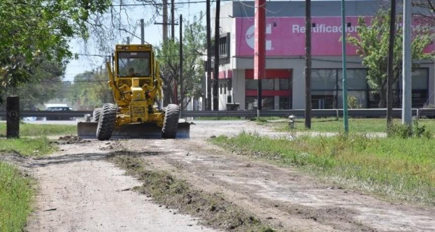Continúan las obras en Avellaneda