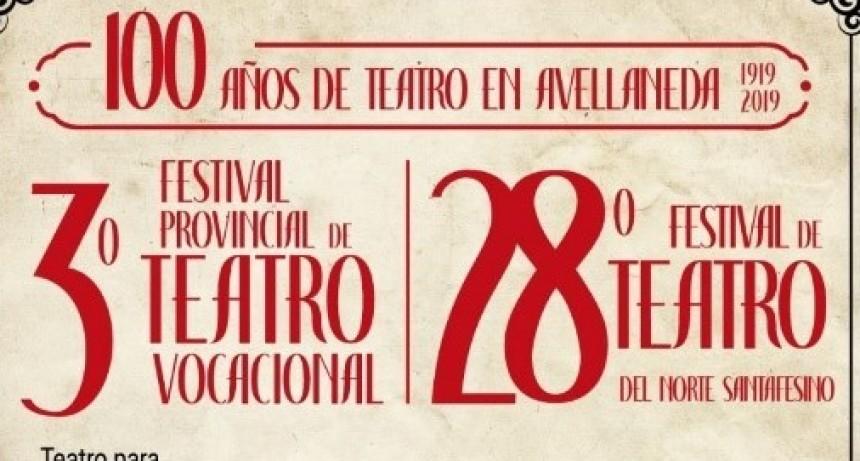 Octubre se vive a puro teatro en Avellaneda