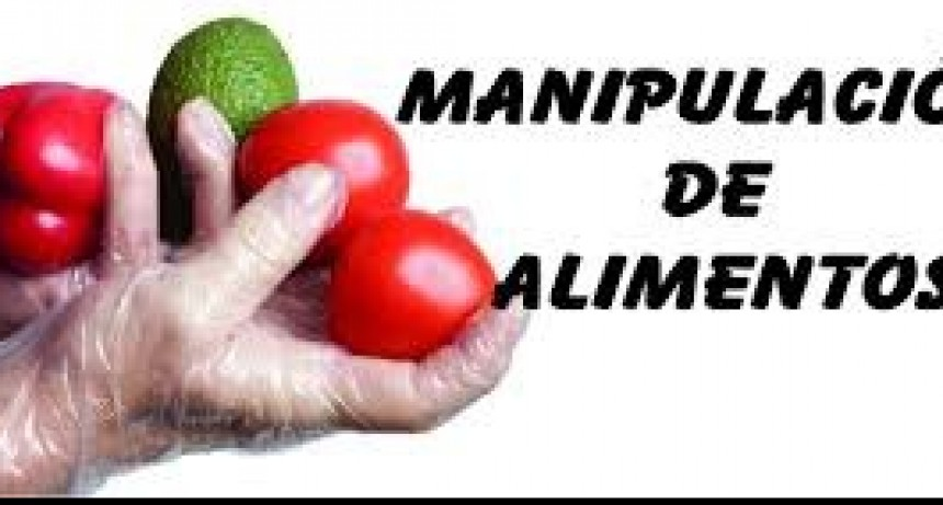 Curso de Manipulación de alimentos de noviembre