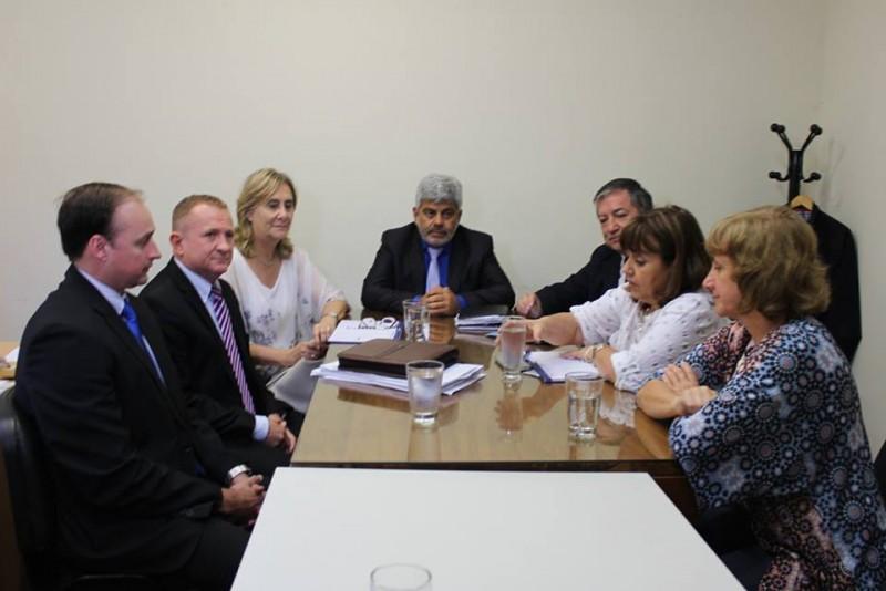 Rosalía Jara: los abogados de la familia se reunieron con el Fiscal General