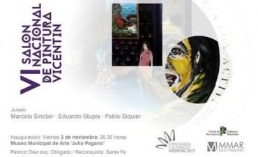 VI Salón Nacional de Pintura Vicentín