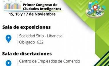 I° Congreso de ciudades inteligentes en Reconquista