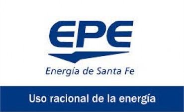 EPE: probaran el servicio de energía eléctrica desde la Central de Villa Ocampo