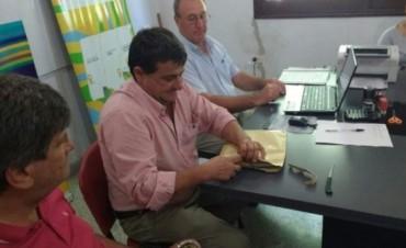 Electrificación del área Industrial de Nicanor Molinas