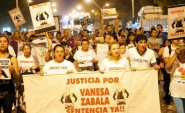 Juicio oral y público por el asesinato de Vanesa Zabala